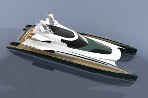 38m Catamaran